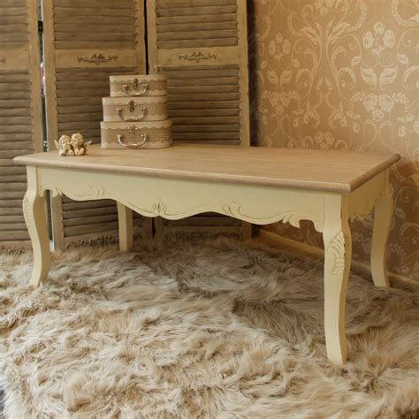 cream distressed coffee coffee table distressed cream coffee table cream colored