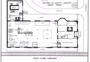 production floor plan the dr pepper museum home of the nation s oldest major soft drink page 4