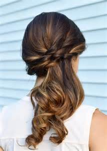 25 best ideas about side ponytail hairstyles on