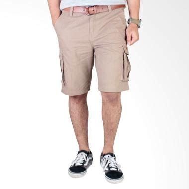 Celana Cargo Brand Guntiti jual neils celana tactical cargo pendek khaki harga kualitas terjamin blibli