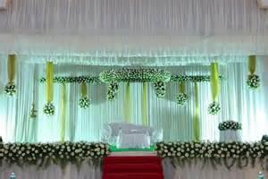 kerala style wedding stage studio design gallery