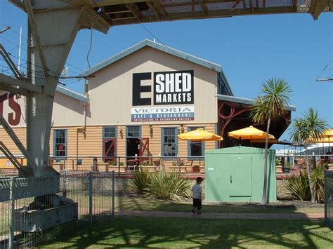 Fremantle E Shed Markets by Fremantle Port Western Australia Fremantle Photos By Mingor