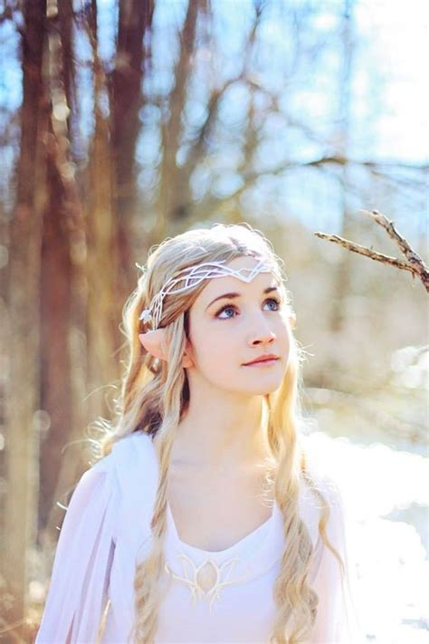 beautiful lady picture of beautiful lady galadriel cosplay