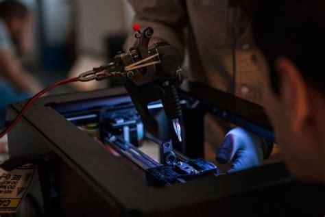 3d printer tattoo youtube how to turn a makerbot printer into a diy tattoo machine