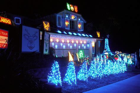 christmas light displays around san diego