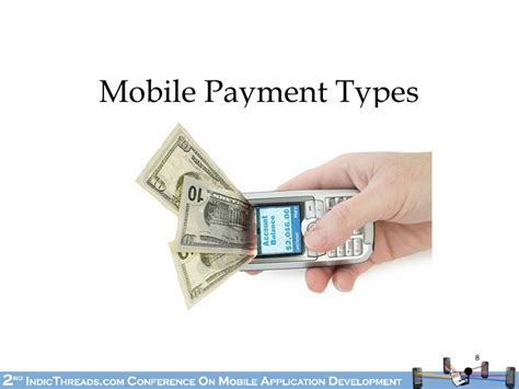 mobile payment systems overview of mobile payment systems