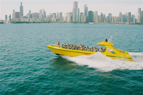 boat rides in chicago chicago lakefront speedboat tours from navy pier seadog