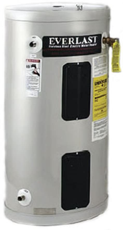 Everlast Plumbing by Everlast Electric Water Heater Review