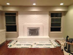 Floor To Ceiling Fireplace Makeover by Fireplace Makeover From As Spit To Looking The Baby Aspirin Years