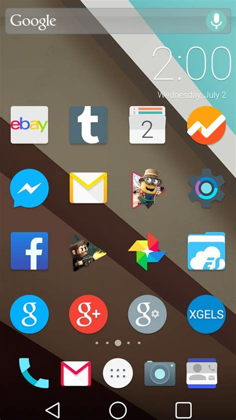 themes l launcher android l launcher theme soft for android free