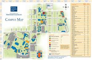 of northern colorado cus map of northern colorado eduseek