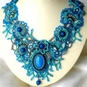 25 best ideas about beaded jewelry designs on