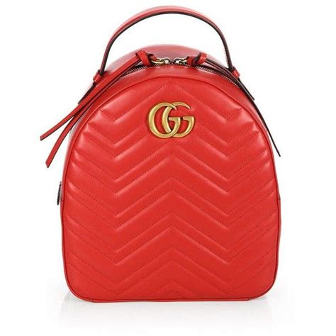 edredon gucci gucci gg marmont chevron quilted leather mini backpack