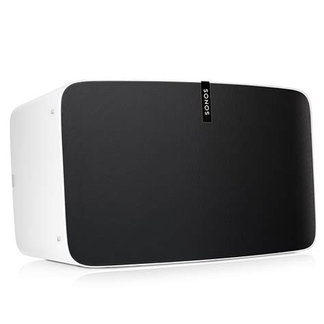 sonos play 5 wohnzimmer sonos play 5 white at uk electrical supplies