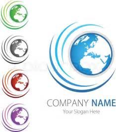 Home Design Modern Country company business logo design vector earth stock