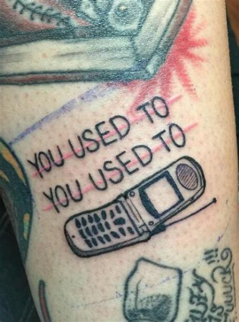 tattoo my name lyrics drake looking for a witty hotline bling inking look no further