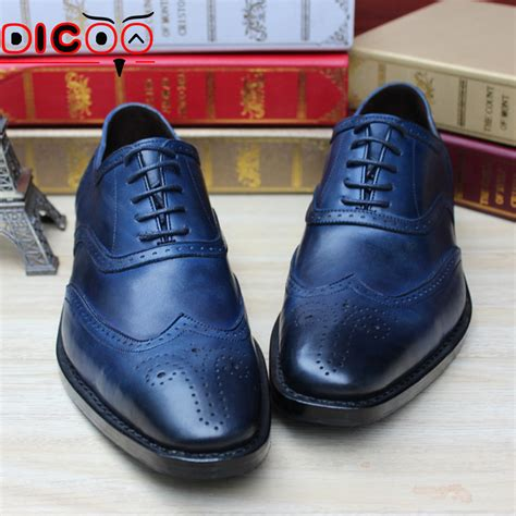 blue shoes malefashionadvice