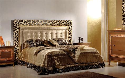 luxurious bedroom furniture luxury inspiration bed collection design modern gold black