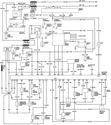 1985 ford ranger wiring diagram fitfathers me