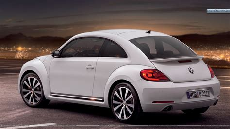 volkswagen white beetle volkswagen beetle 2012 edition white color wallpaper