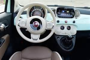 Fiat Interior New Fiat 500 2016 Facelift Review Auto Express