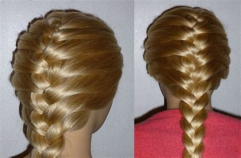 basic looking womens hairstyles hair tutorial easy double rope updo with kankekalon jumbo
