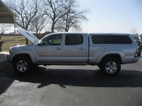 Used Toyota Tacoma 4x4 For Sale In Oklahoma Buy Used 2010 Toyota Tacoma Base Crew Cab 4 Door 4