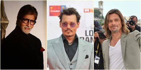film baru johnny depp amitabh bachchan ditawari peran di film milik johnny depp