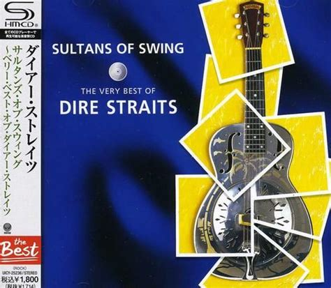 dire straits sultans of swing cd sultans of swing the best of dire straits by dire