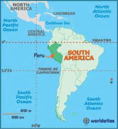 peru map geography of peru map of peru worldatlas