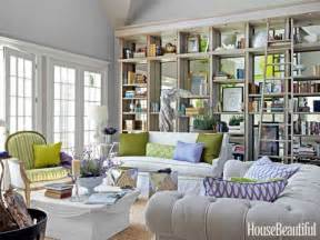 How To Decorate Bookshelves In Living Room 33 Beautiful Built In Bookshelves Decoholic