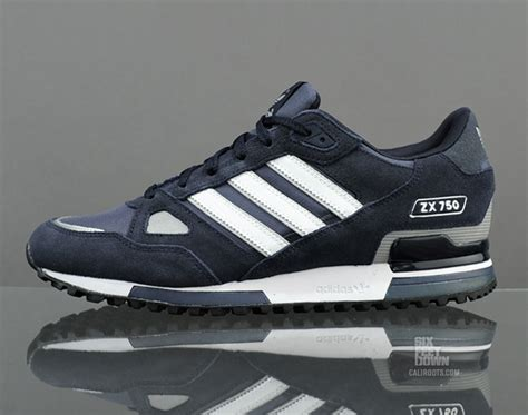 Sepatu Casual Runner Adidas Zx 750 Navy Made In adidas originals zx 750 sole collector