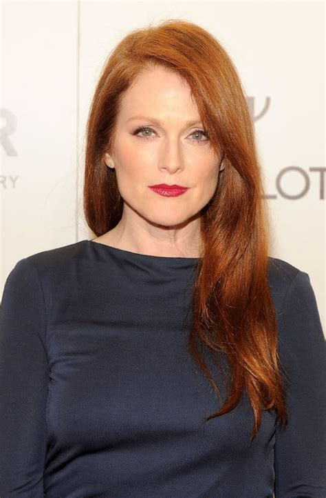 julianne moore natural hair color julianne moore we are movie geeks