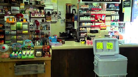 Shoo Johnson johnson siding general store inside store and