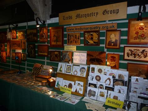 northern woodworking show what we do leeds marquetry