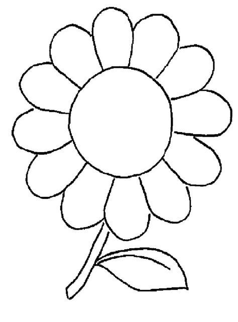 dibujos de flores para colorear y imprimir dibujos para colorear flores 11 dibujos para colorear