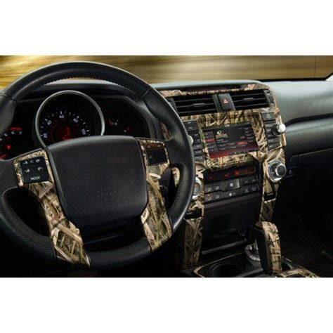 Car Interior Kits by Auto Interior Skin Camo Dash Kit Mossy Oak Graphics