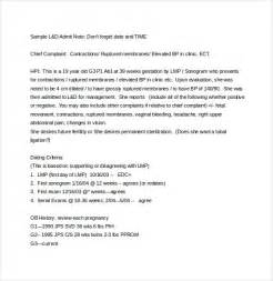 soap note template word soap note template 9 free word pdf format