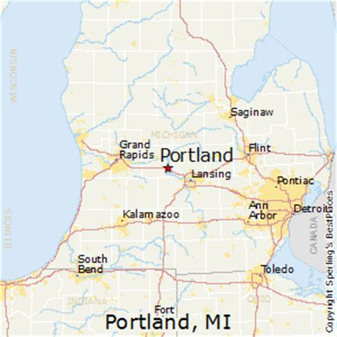houses for sale in portland mi best places to live in portland michigan