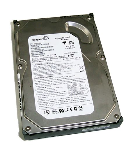 Hardisk Ata 40gb Second seagate st3402111a barracuda 7200 9 40gb 7200rpm 2mb ata 100 disk drive 2000011141653 ebay