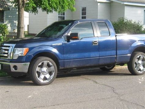 used ford f150 rims for sale buy used 2010 ford f150 22 in rockstar rims in christopher