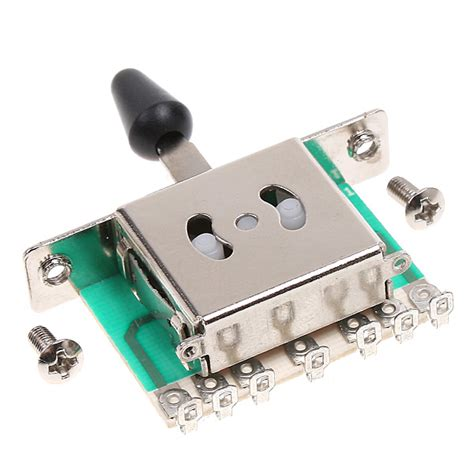 5 way switch for les paul wiring diagram schemes