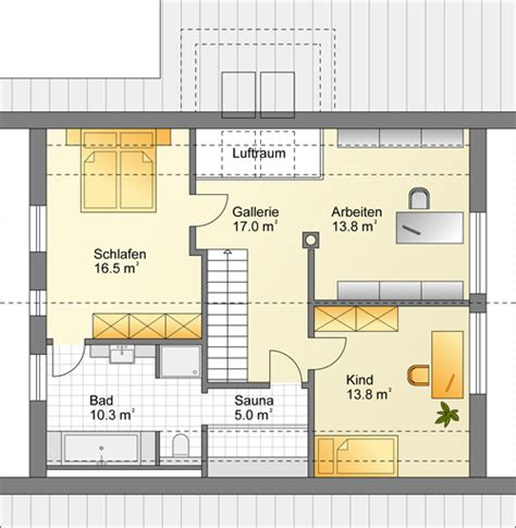 Ankleidezimmer Grundriss by Preisbeispiel Karl Heger Hausbau Das Wohlf 252 Hlhaus