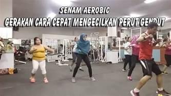 mengecilkan perut gendut senam aerobic gerakan cara cepat mengecilkan perut gendut jadi ideal 183 yourfitnessnews