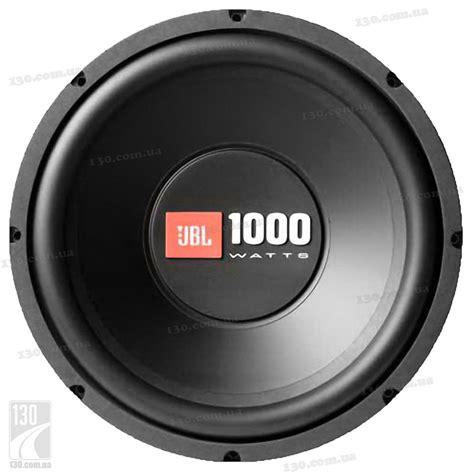 Speaker Sub Jbl jbl cs1214 car subwoofer