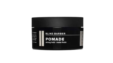 Blind Barber 90 Proof Hair Pomade the best pomades for with enough power to keep your