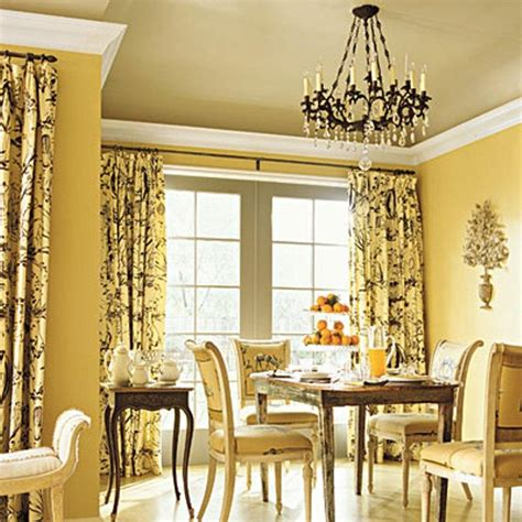 yellow dining room ideas 15 breezy yellow dining room designs rilane