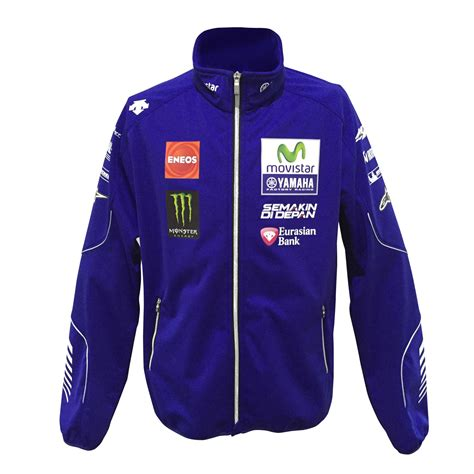 Jaket Sweater Hoodie Yamaha Vixion Born To Be Motor Bikers yamaha team moto gp soft shell jacket dirtnroad lifestyle apparel