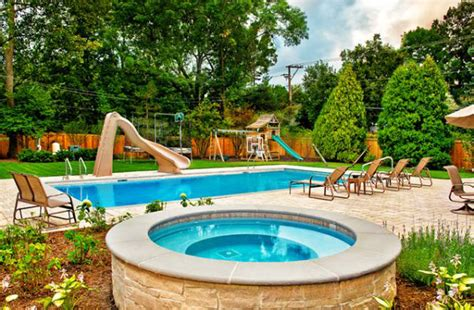 Best Backyard Pools The Best Backyard Pools That You Must See Homesfeed