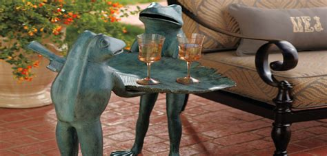 favorite animal character tables bombay outdoors